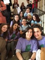 Ginkana facultad de Humanidades Alcala 2016