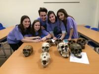 Ginkana Alcala 2016 taller de prehistoria