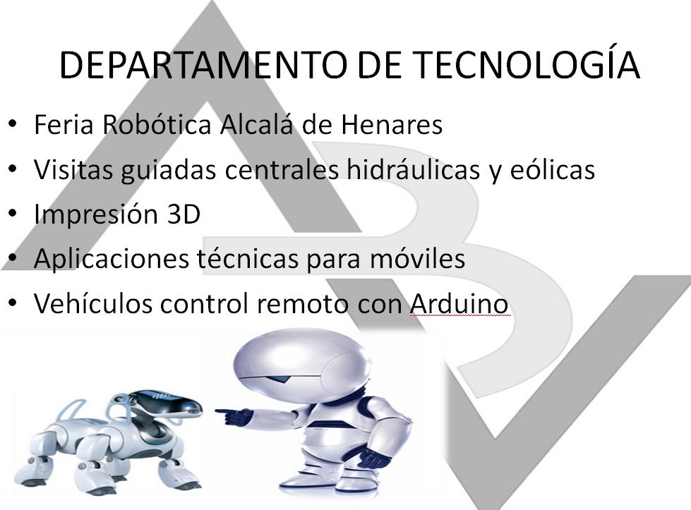 departamento tecnología